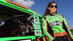 Danica Patrick, piloto de NASCAR, busca llegar a la F1 (Getty Images)