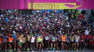 Este fin de semana se corre el Maratón de la Ciudad de México y se esperan 20,000 corredores