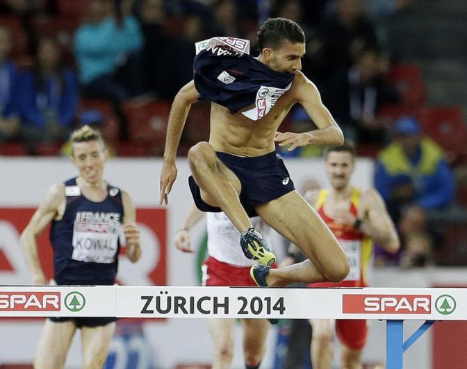 El Luis Suárez del Atletismo
