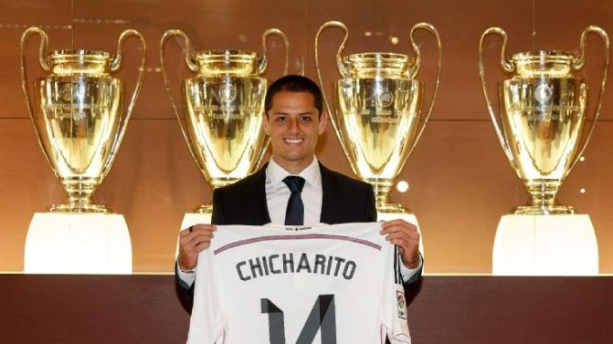 Lo Real del Chicharito