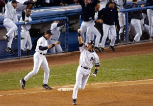 Jeter won 5 World Series Championships with the Yankees