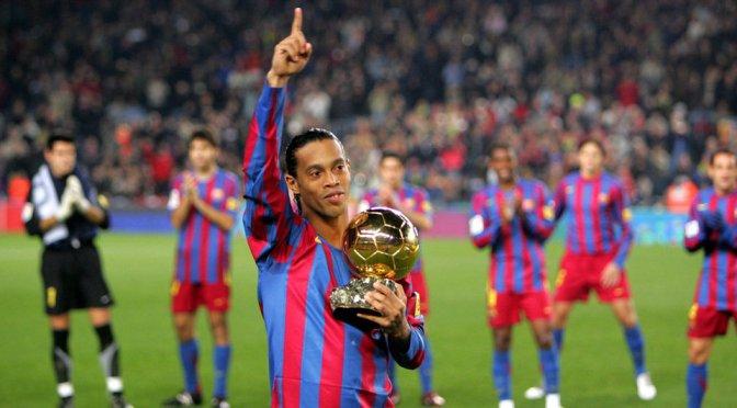 Ronaldinho's Joga Bonito