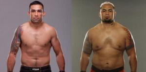 The new main event for UFC 180. Fabricio Werdum vs. Mark Hunt who is replacing Cain Velásquez (mmaweekly.com)