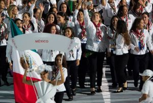 La delegación mexicana. Hay talento, solo falta apoyarlos incondicionalmente (La Afición)