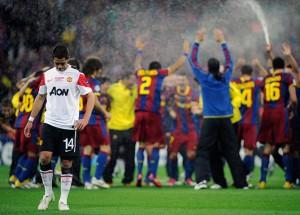 En el 2011 CH14 cayó ante el Barcelona en la final de la Champions
