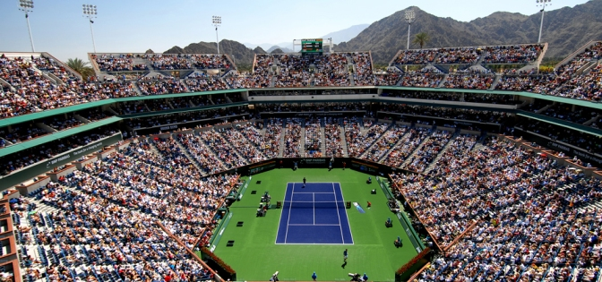 Indian Wells is ON