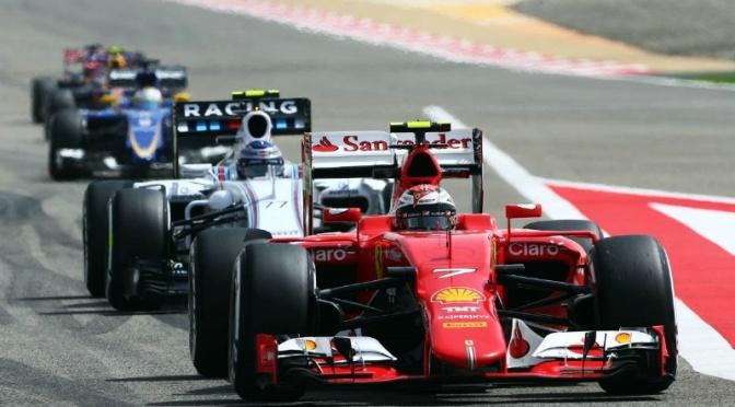 Se Calienta la F1 en Bahréin