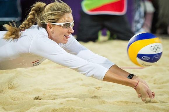Kerri es de las atletas más completas a nivel mundial
