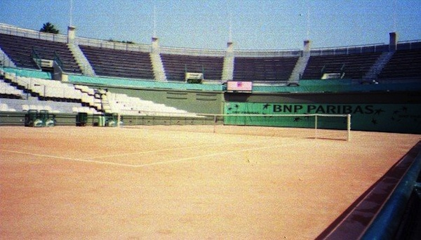 I had the chance to visit the site of this tournament in 2006.