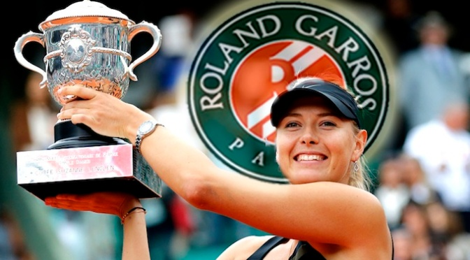 Time for Roland Garros 2015!