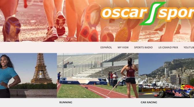 OscarSports.com 1 Year Anniversary!