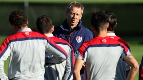Jurgen Klinsmann es tan solo el cuarto entrenador de Estados Unidos en los últimos 20 años.