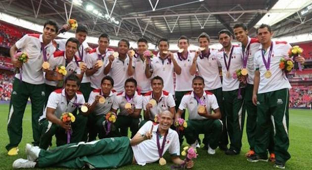 Mexico campeon olimpico
