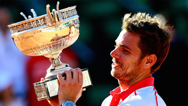 Stan the Man beat Nole in what was predicted as an easy win for the Serbian player.