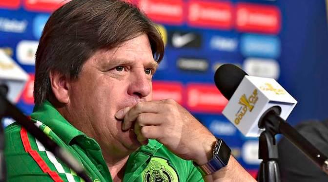 ¿A Quién Engañas Miguel Herrera?