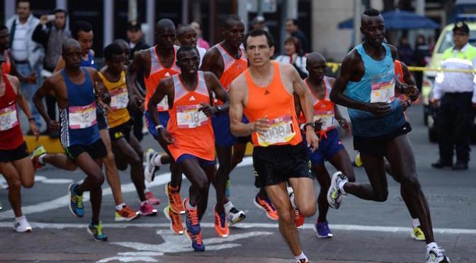 Fuera de Series para el Maratón CDMX 2015
