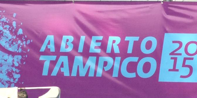 Mexicanas en el Abierto Tampico 2015