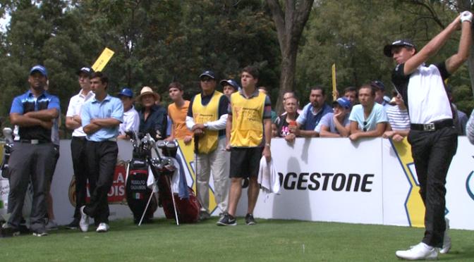 Caliente la Competencia en el America's Golf Cup