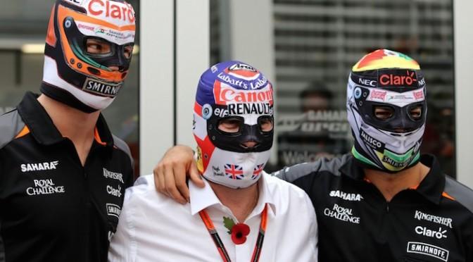 Bienvenida la Fórmula 1 a México