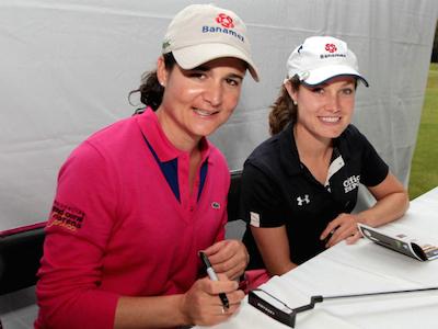 Ale y Lorena son las únicas mexicanas en haber llegado a la LPGA.