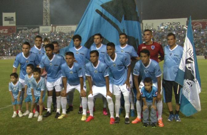 Tampico Madero vs Cruz Azul Premier (Partido)