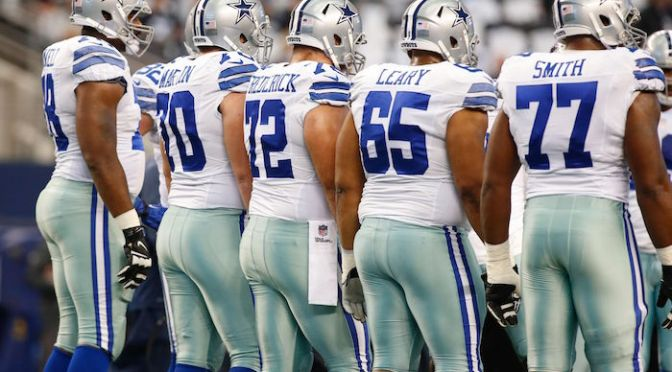 A Mess Called the Dallas Cowboys