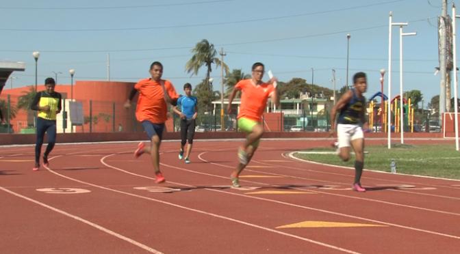 Comienza Temporada de Pista y Campo en Madero