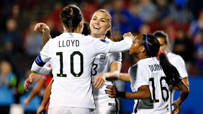 Preolímpico Femenil CONCACAF en Texas