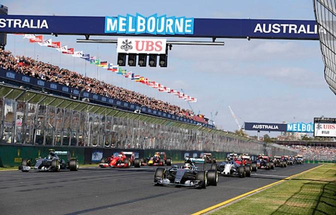 Bandera Verde Para la F1 2016