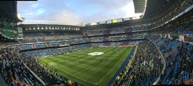 Noche Mágica de Champions League