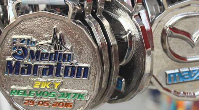Medio Maratón Tampico-Miramar 2016