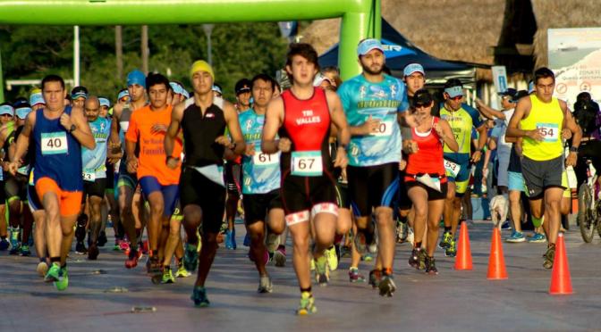 1er Acuatlón Sprint Deportemanía 2016