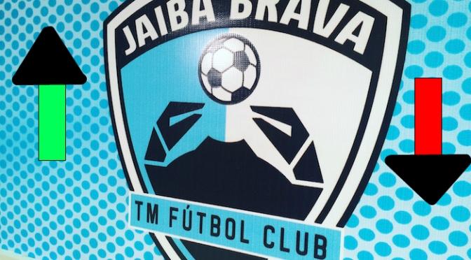 Jaiba Brava en el Draft