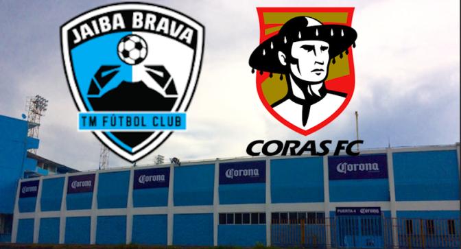 Jaiba Brava vs Coras FC (Previa)