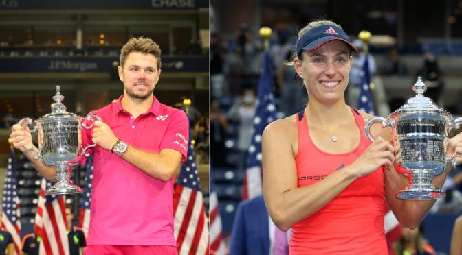 Nuevos Reyes del US Open