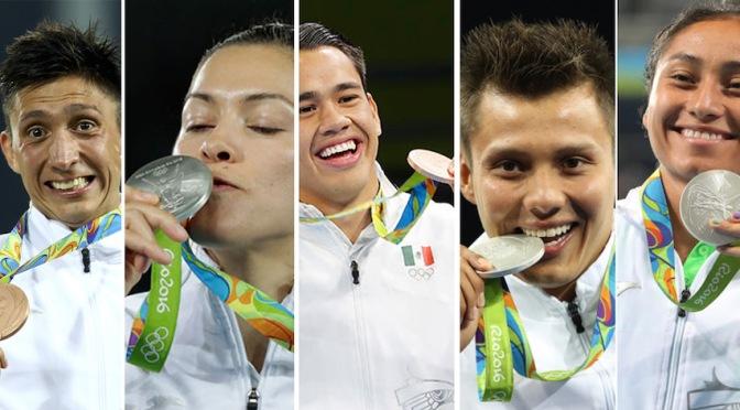 México y Su Paso por Río 2016