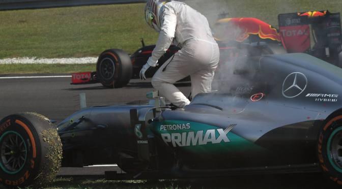 Se Calienta el Cierre de la F1 en Malasia