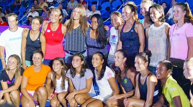 Anuncian Abierto de Tenis Tampico 2016
