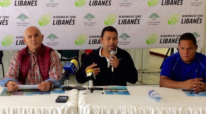Presentan Nueva Academia de Tenis Libanés