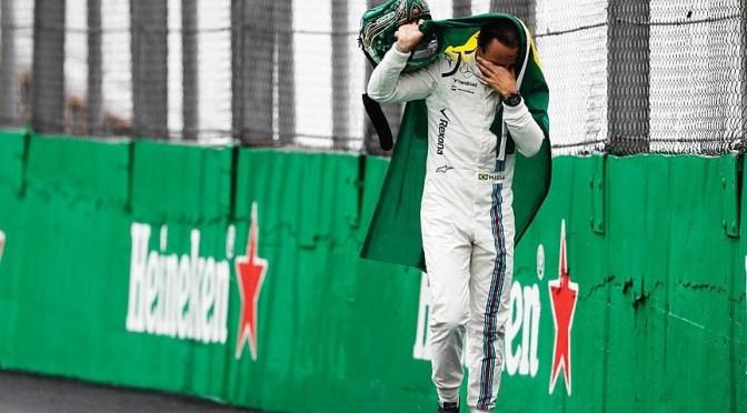 Llueven Emociones en GP de Brasil