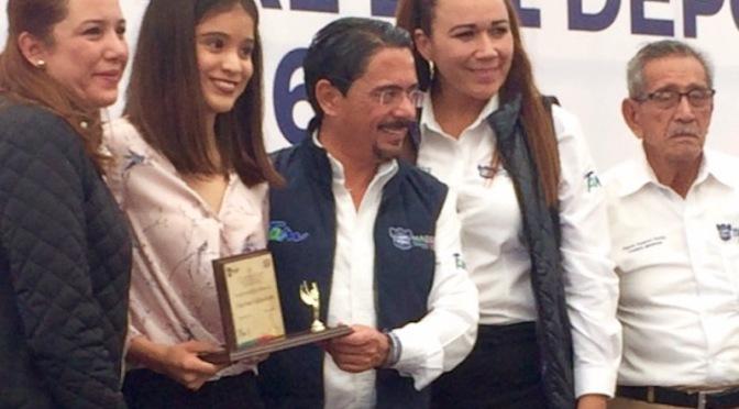 Premio Municipal del Deporte 2016 (Madero)