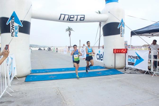 Exitoso Medio Maratón Tampico-Miramar