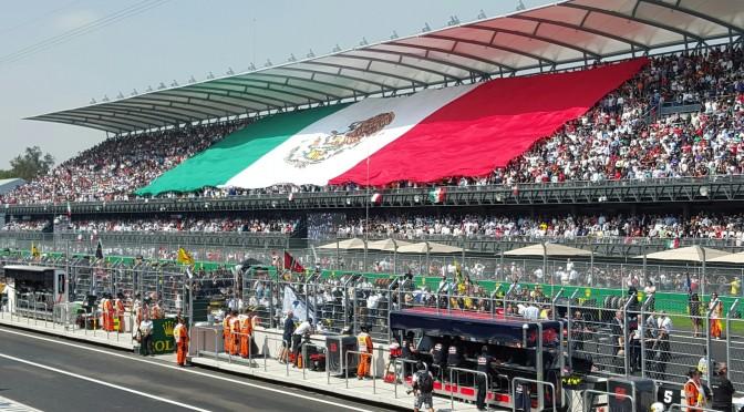 Gran Premio de México Deja Saldo a Favor