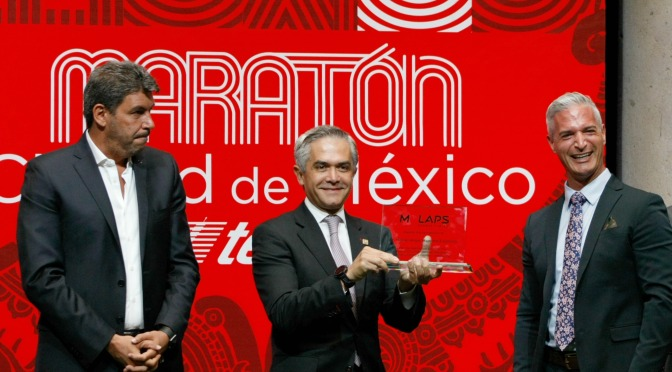 Maratón CDMX Entra al Top-10