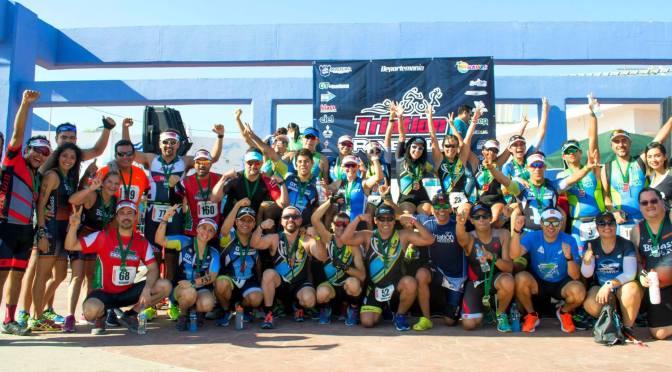 Triatlón Sprint Deportemanía de Alto Nivel