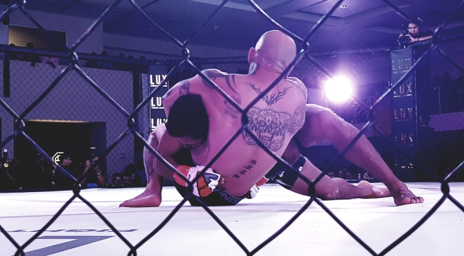 Noche Histórica de LUX Fight League