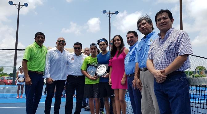 Coronan a Campeones de Copa Televisa Deportes Tampico CRC