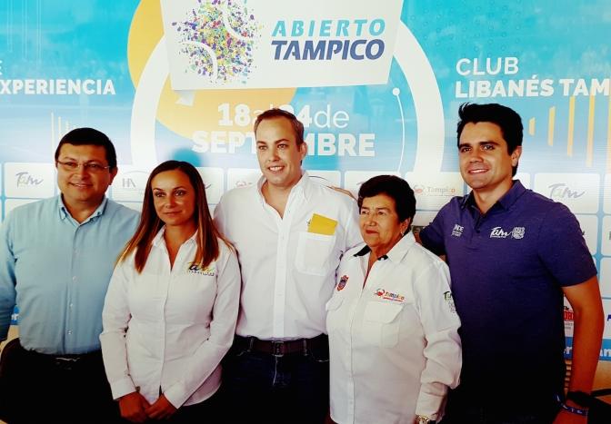 Abierto Tampico 2017 Será de Elite