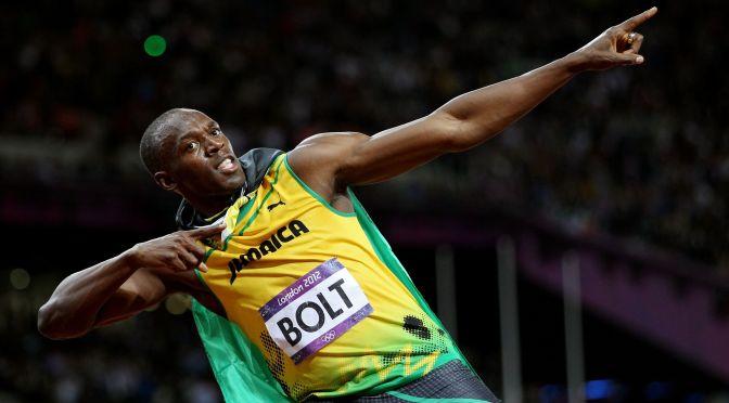 ¡Adios Leyenda, Adios Bolt!