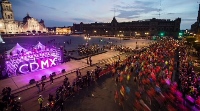 Una Fiesta Hecha Maratón CDMX